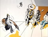Salpimienta -vasen seina